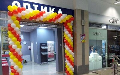 салон оптики Outlet Optica в ТРК Лиговъ