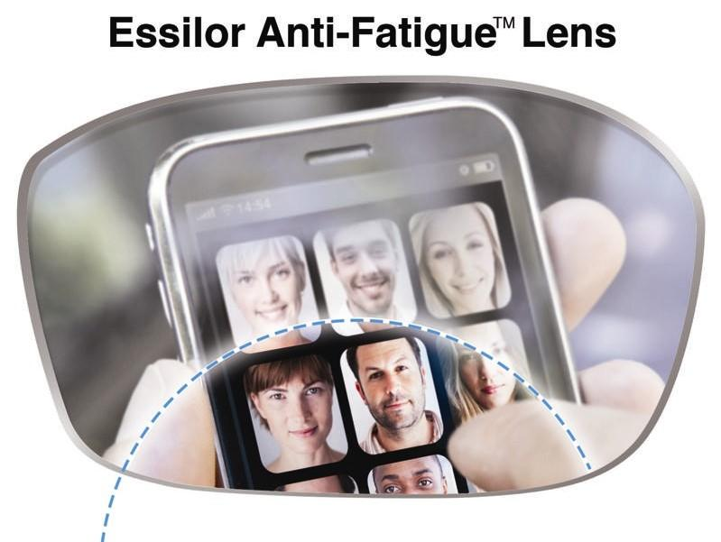 линзы Essilor Anti-Fatique